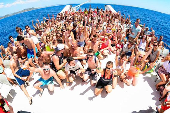 Abireisen Ibiza