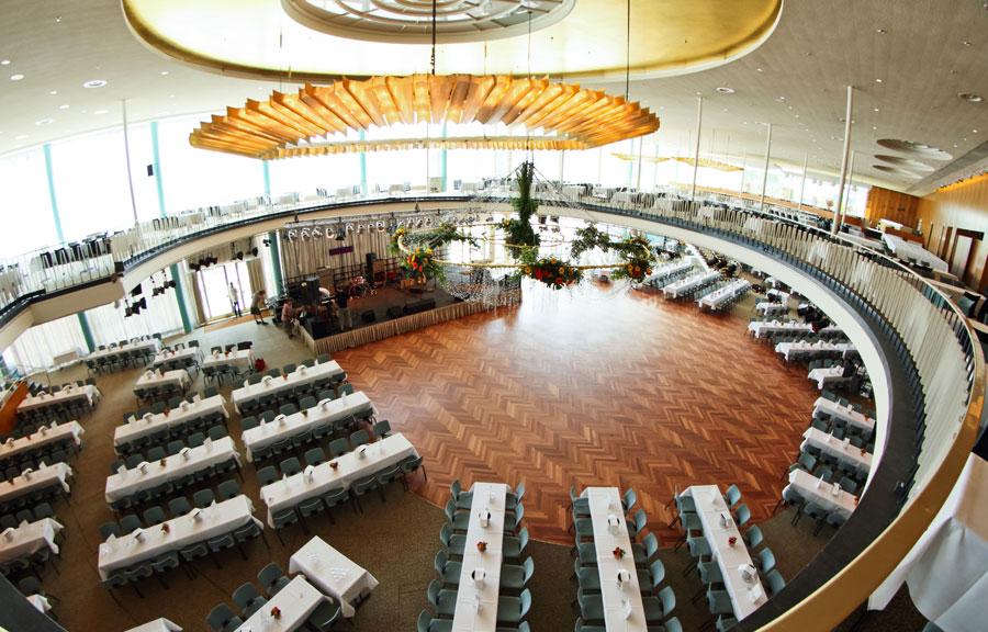 Abiball Palais Funkturm