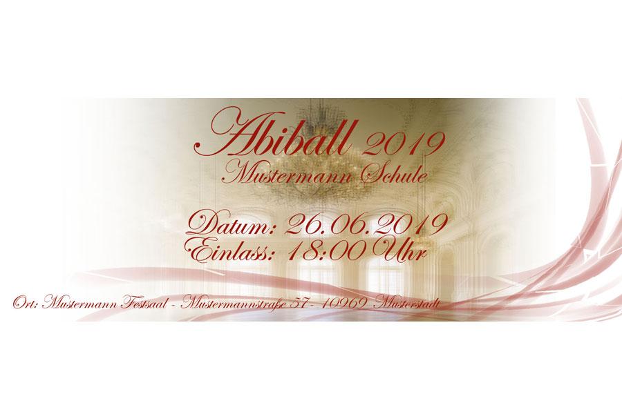 Eintrittskarten Abiball